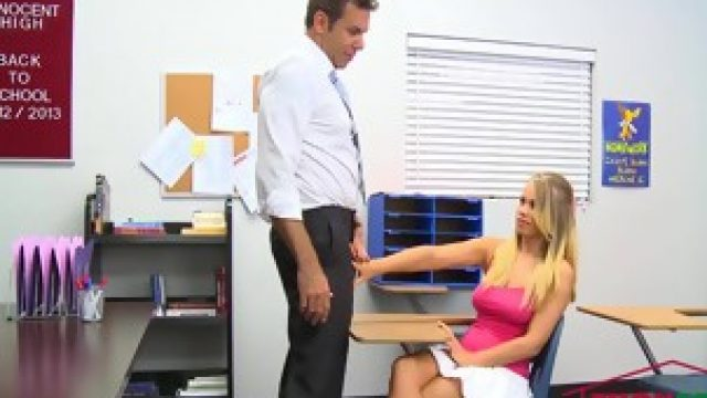 Britney Young in The Secret Bully