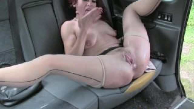 FakeTaxi Cabbie gets his best fuck in years