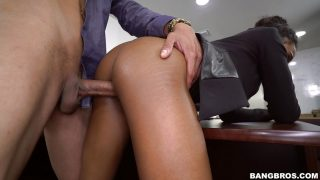 Ivy Young drilled by a hard dick