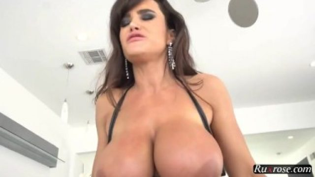 Lisa Ann Interracial Sex HD