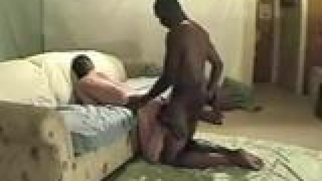 My cuckold wife Jenny creamed by black buddy