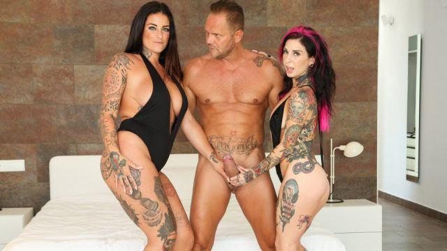 Nacho Vidal Watermelon Threesome