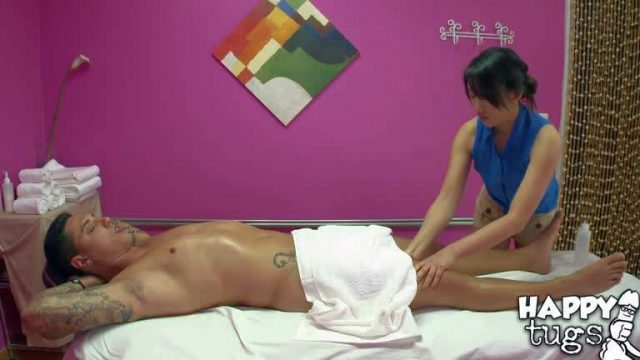Meiko is a skilled asian masseuse that makes men happy