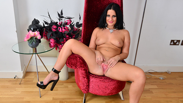 All natural milf strips