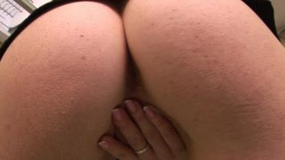Amazing wife stripping and rubbing her delicious beaver