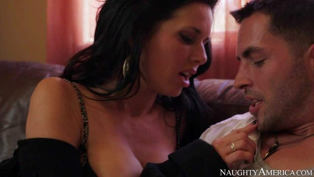 Veronica Avluv is a beautiful 40 year old woman with