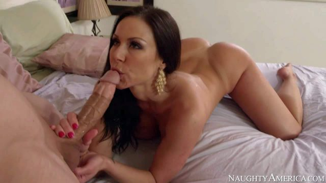 He finds his buddy's mom Kendra Lust sleeping in the