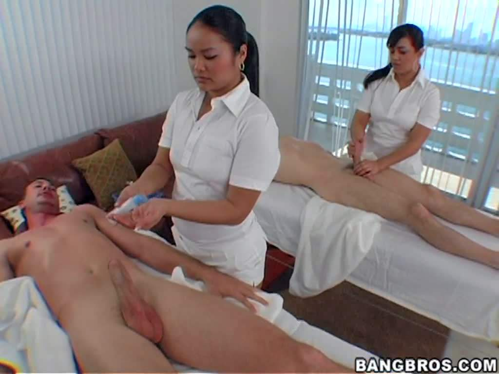 Ashley Marie and Marquetta Jewel are two lovely massage ladies