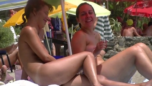Hot ass nudist beach voyeur girls