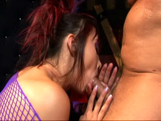 Katsuni is getting her pink pussy licked and banged