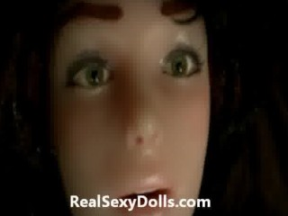 Lifelike Silicone Sex Doll with FLeshlight