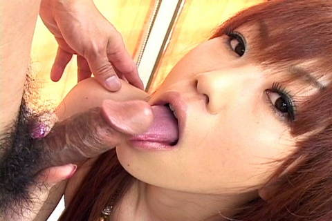 Ren has pussy played with and then fucked hard