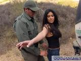 Tiny teen Stunning Mexican floozie Alejandra Leon attempts to help