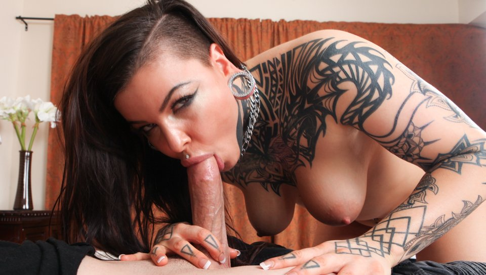 Cum On My Tattoo – Victoria Villain