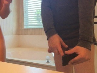 Step Dad Gets Blow Job From Hot Teen Daughter To Hide Grade Card