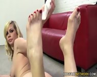 Tara Lynn Foxx Foot Fetish