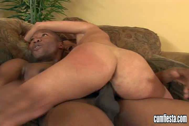 White girl Trisha Rey shows her love for big black dick